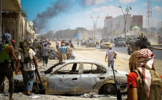 Libye : Nouveau raid aérien contre  une base contrôlée par les milices