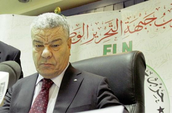 Saâdani annonce de grands changements au sommet de l'Etat