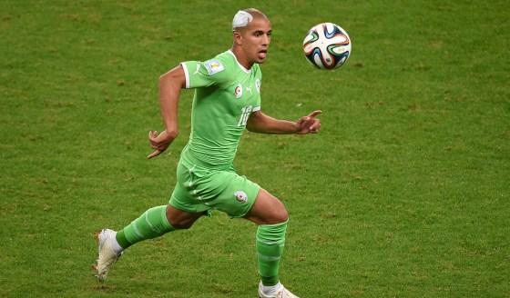 Sofiane Feghouli  sacré meilleur joueur africain