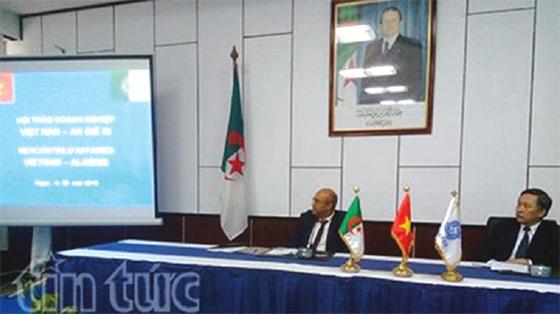 Vers la création d'un Forum d'Affaires algéro-vietnamien