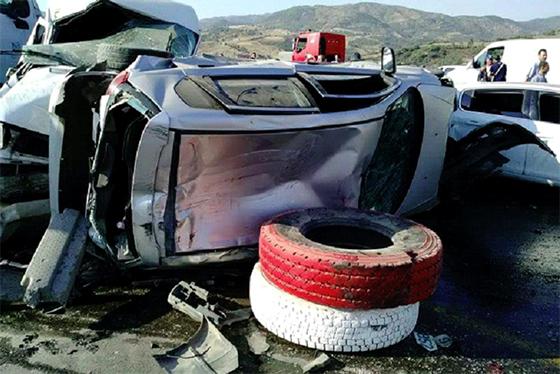 Routes: 14 morts et 7 blessés durant deux jours