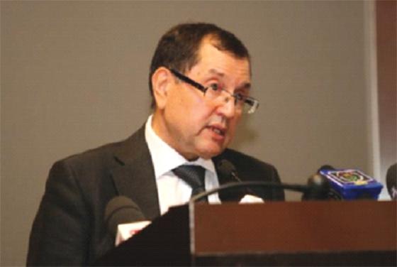 Bouterfa insiste sur l'impératif de renforcer les capacités de raffinage