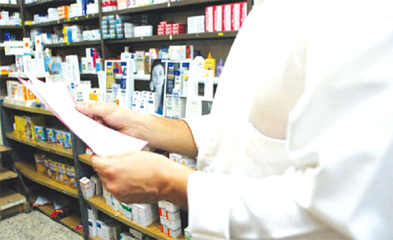 La facture des médicaments en hausse de 8%