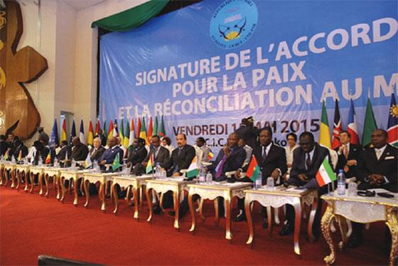 Président de l'Assemblée nationale malien : «Cela va dans le bon sens»