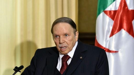 Le président Bouteflika depuis hier en France