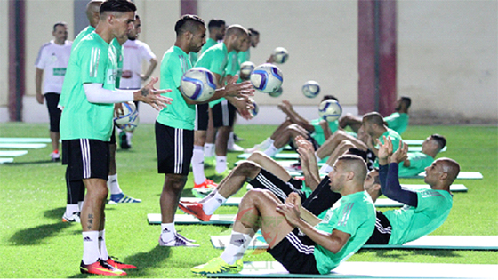 Mondial-2018/Qualif : Bounedjah Benzia et Bennacer en renfort