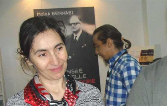 Nora Bouzida : « Nous sommes très fiers de contribuer à la circulation des idées »