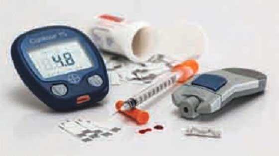 Près de 12 % de la population atteints du diabète en Algérie