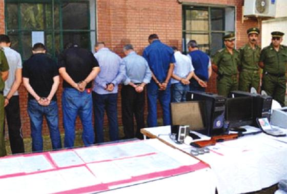 Une bande d'escrocs arrêtée à Boumerdès