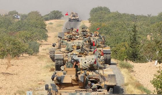 Daech un prétexte pour liquider le YPG kurde près de Raqqa