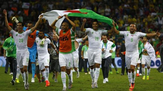 Classement FIFA: l'Algérie dans le top 20
