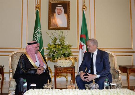 Sellal : La vision d'Alger sur les dossiers régionaux rappelée à Riyad?