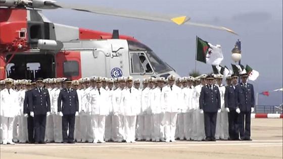 Les forces navales algériennes participent  à l'exercice Morjane-2016