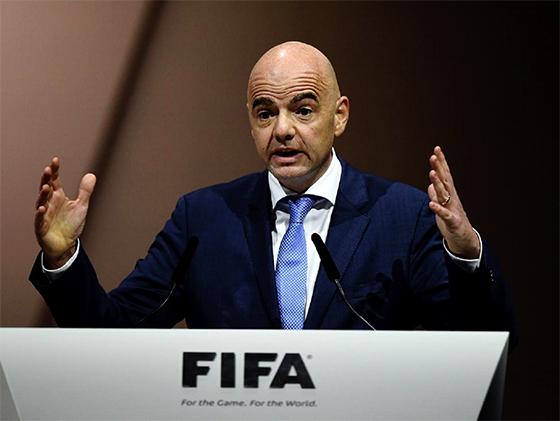 Fifa/  Gianni Infantino veut  un Mondial à 48 équipes