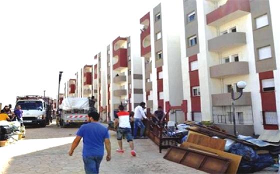 AADL 2 : Les premiers logements seront distribués à Khenchla