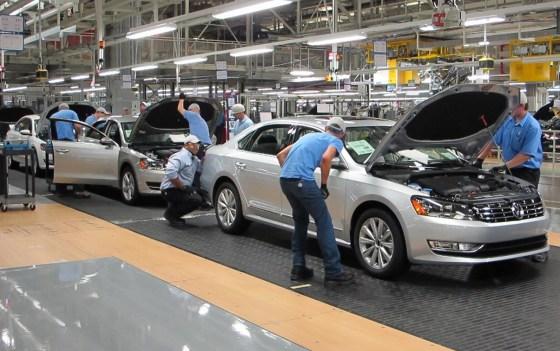 Volkswagen choisit l'Algérie pour sa première usine en Afrique