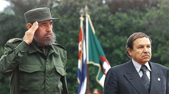 Un Fidel ami de l'Algérie s'en va