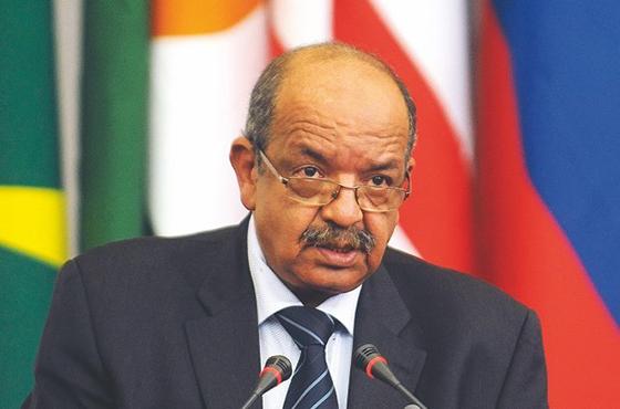Messahel : «La menace terroriste persiste au Sahel»