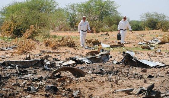 Air Algérie : Une cérémonie pour les familles des victimes du AH 5017