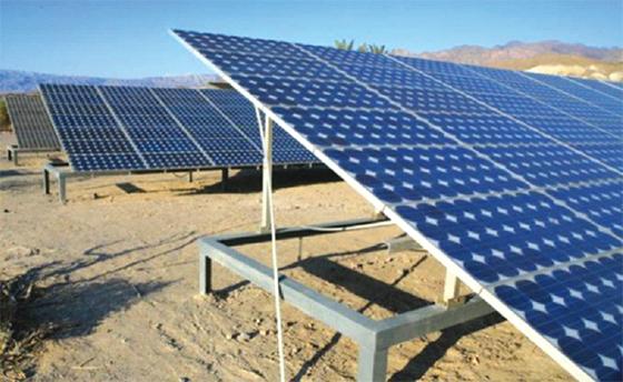 L'énergie solaire pour les villes du Sud