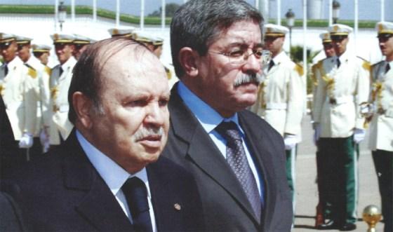 Ouyahia met en garde : «Bouteflika est le chef suprême des forces armées»