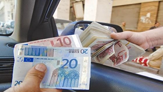 L'euro prend des ailes au marché parallèle