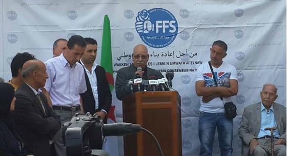 Rachid Halet : «Un coup de force contre le FFS»