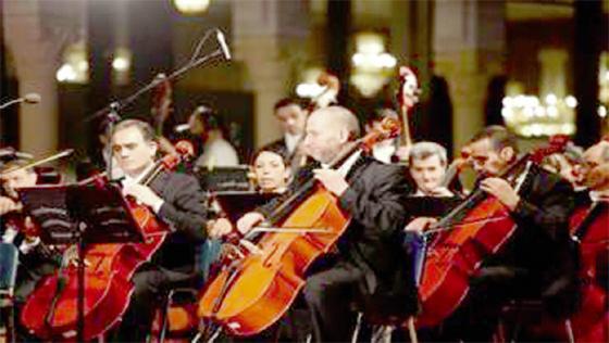 Clôture en apothéose parl'Orchestre multinational