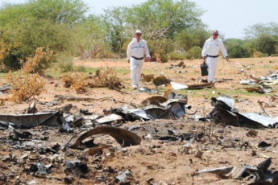 Crash AH5017 : «L'avion était en état de voler»