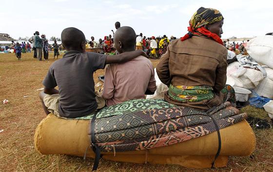 «L'Algérie face à des difficultés pour rassembler les réfugiés africains»