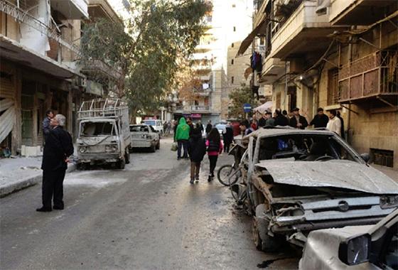 Nouvelle dynamique des opérations de l'armée syrienne