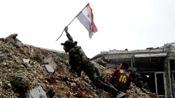 L'armée syrienne libère totalement Alep