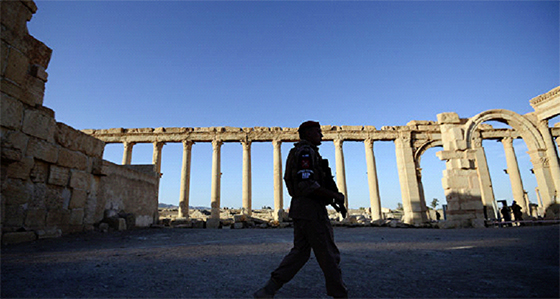 Syrie : L'armée repousse une offensive de Daech