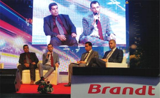Brandt Algérie lance sa nouvelle gamme TV