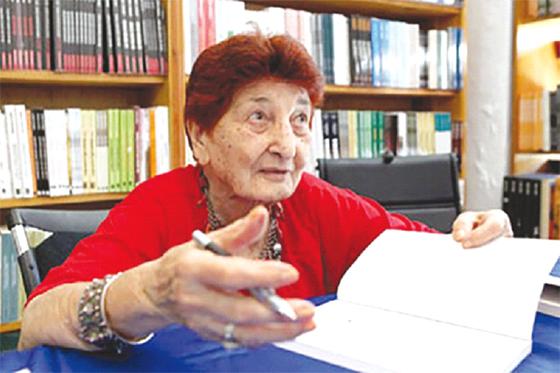 Djouher Amhis-Ouksel fait revivre Assia Djebar