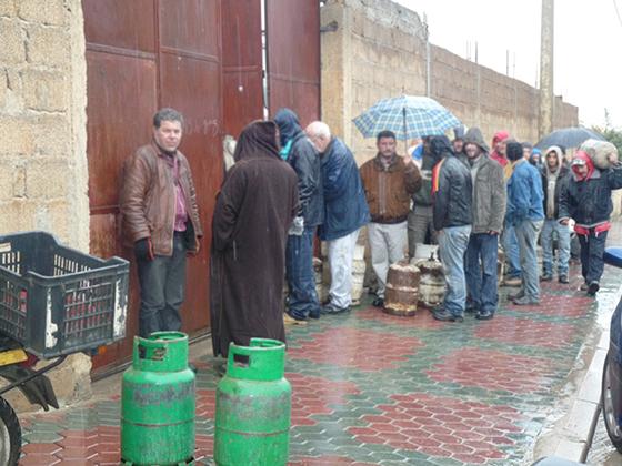 Draâ El-Gaïd : La population réclame le gaz de ville