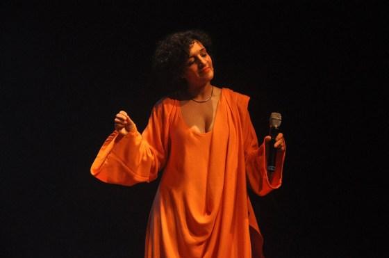 Festival DimaJazz: Mamia Cherif l'enchantresse