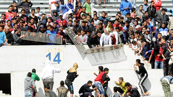Violence dans les stades : Un phénomène récurrent