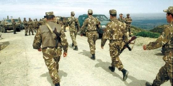 Un terroriste arrêté et deux abris détruits par l'ANP