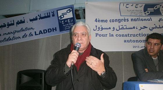 Emeute à Béjaia : La LADDH lance un appel au calme et à la vigilance