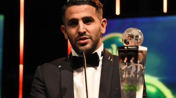 Mahrez : «Remporter la CAN, ça sera la totale pour moi»