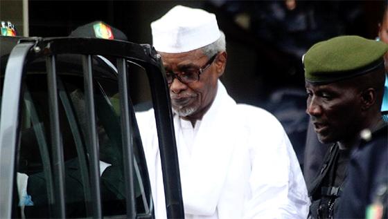 Hissène Habré de nouveau face à ces juges