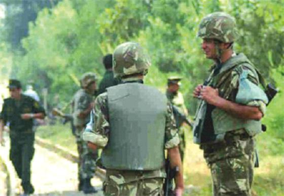 Deux éléments de soutien aux groupes terroristes arrêtés