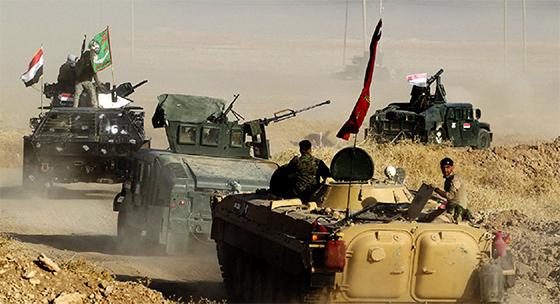 L'est de Mossoul libéré de l'emprise terroriste