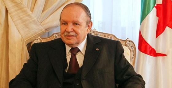 Bouteflika : «L'Algérie  est dans une position sûre»