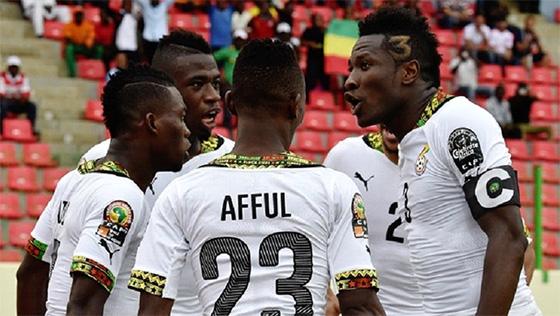 CAN 2017/ Groupe D : C'est dans la poche pour le Ghana