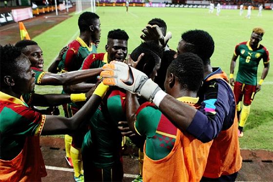 Le Cameroun et le Burkina en quarts, le Gabon déjà dehors!