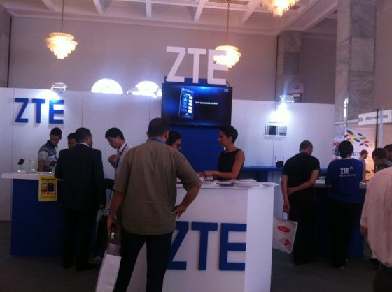 Med-IT: ZTE présente ses solutions aux entreprises