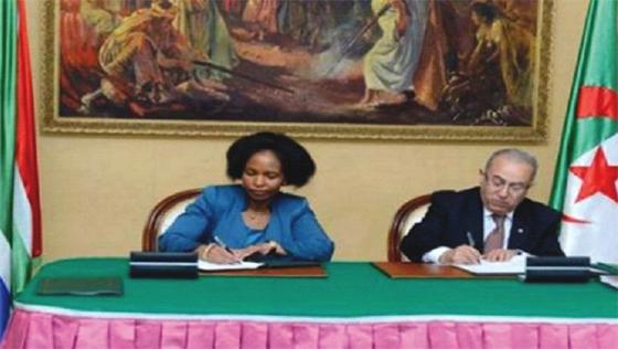Le partenariat entre l'Algérie et l'Afrique du Sud trop timide