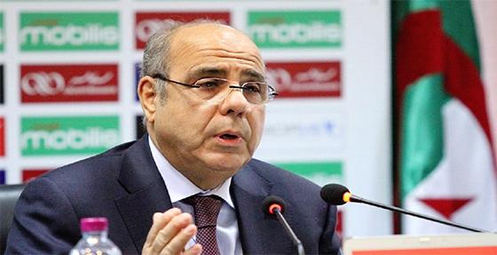 FAF/ Mohamed Raouraoua sort enfin de son silence